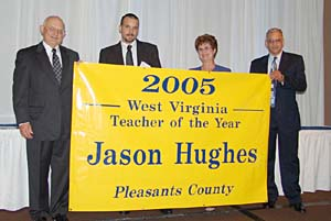 WV Teacher of the Year