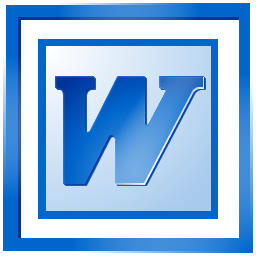 Microsoft Word document icon