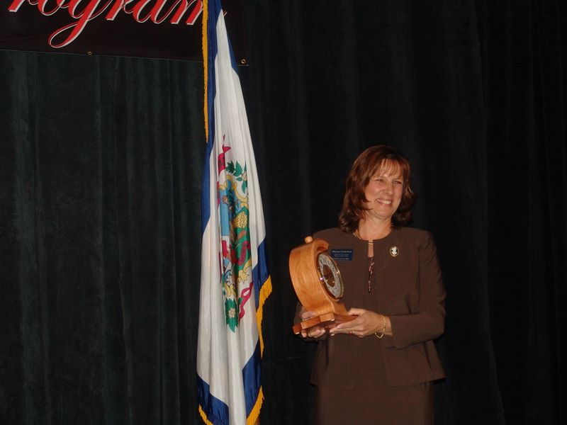 WV Teacher of the Year 2009